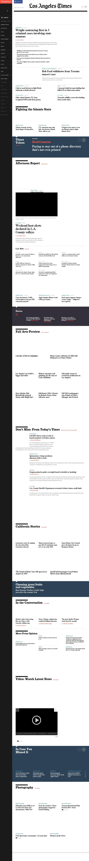 Los Angeles Times at Friday Sept. 12, 2014, 8:11 p.m. UTC