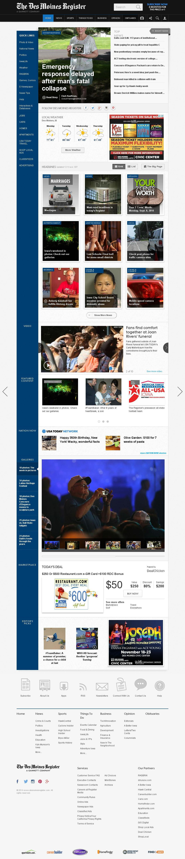 DesMoinesRegister.com at Monday Sept. 8, 2014, 6:03 a.m. UTC
